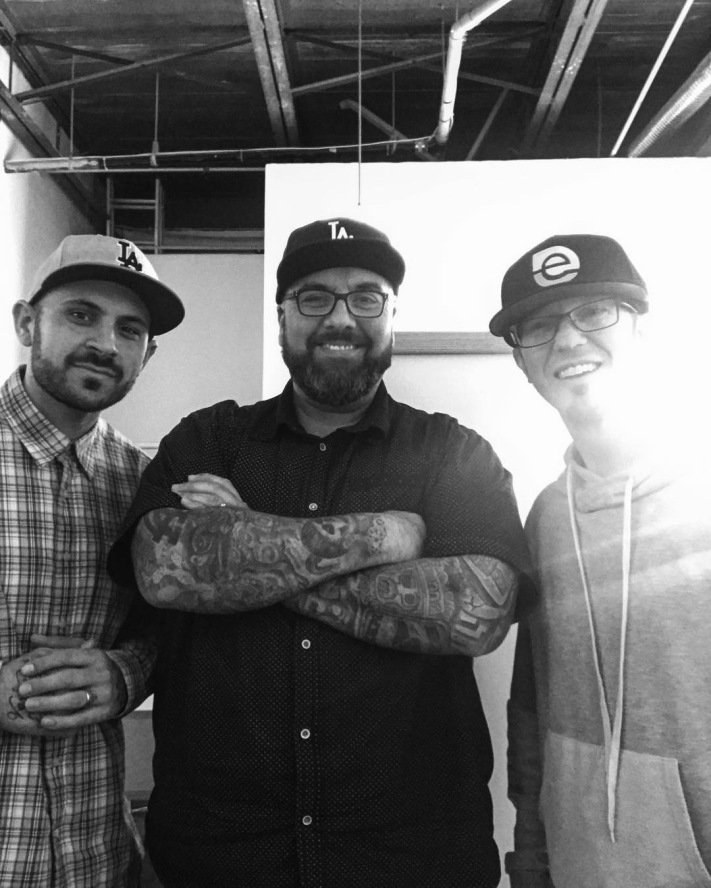 Pastors Kris Brossett and Tommy Forrester are also church planters of Refuge LA and Epiphany LA respectively and are beginning to be such a powerful presence of God in my life as they pour into me, share their experiences with me, and offer a safe place to just be me.
