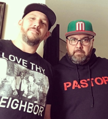 Kyle Blake of The Gathering Lutheran Church in Long Beach