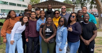 RCLA's Worship team partnered with Greater Emmanuel Temple for the Lynwood Unity Service