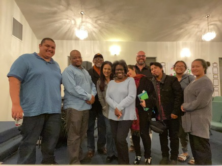 RCLA's Wilmington Bible Study along with our friends at Covenant Blessings Fellowship