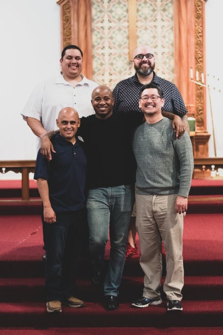 It was awesome collaborating w/ Ruling Elder Izzy Avila, Lamont English Jr., and Rev. James Lim